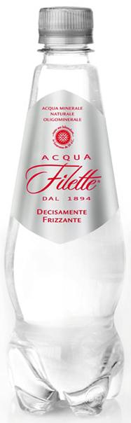 Вода Filette Sparkling | Филетте