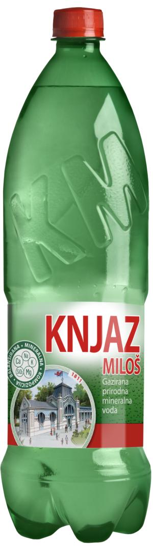 Вода Knjaz Milos | Князь Милош