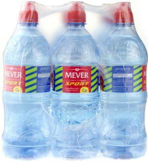 Вода Mever ПЭТ негаз. 0