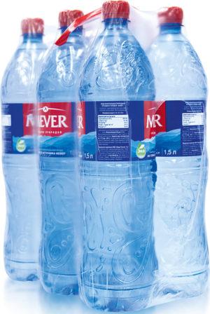 Вода Mever ПЭТ негаз. 1