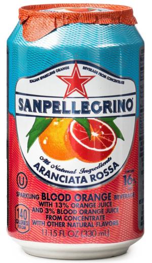 Вода San Pellegrino Aranciata Rossa | Красный апельсин