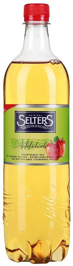 Вода Selters Apfelschorle