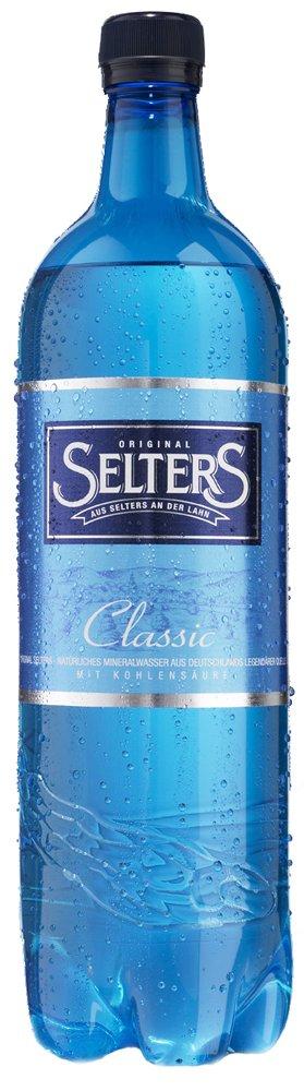 Вода Selters Classic ПЭТ