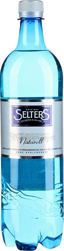 Вода Selters Naturell   Селтерс