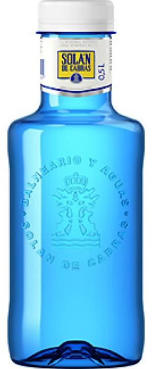 Вода Solan de Cabras | Солан де Кабрас