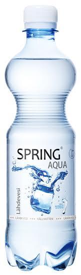 Вода Spring Aqua