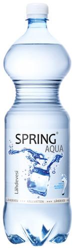 Вода Spring Aqua Still | Спринг Аква ПЭТ негаз. 1