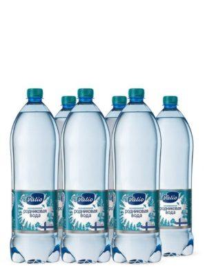 Вода Valio | Валио Пластик негаз. 1.5л уп