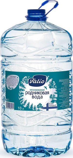 Вода Valio | Валио пластик негазированная 10 литров