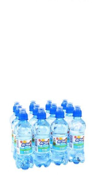 Вода Вода питьевая десткая Агуша 0